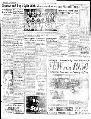 The Courier News from Blytheville, Arkansas on January 4, 1950 · Page 5