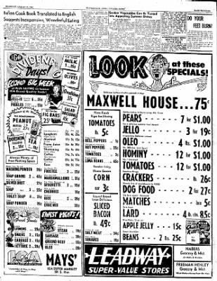 The Courier News from Blytheville, Arkansas on August 10, 1950 · Page 4