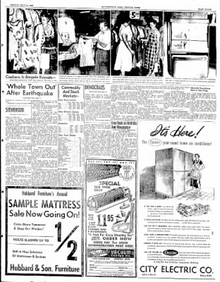 The Courier News from Blytheville, Arkansas on July 21, 1952 · Page 3