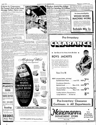 The Courier News from Blytheville, Arkansas on January 5, 1950 · Page 2
