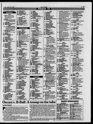 Daily News from New York, New York on March 20, 1987 · 107