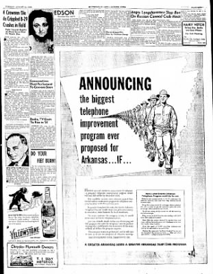 The Courier News from Blytheville, Arkansas on August 15, 1950 · Page 2