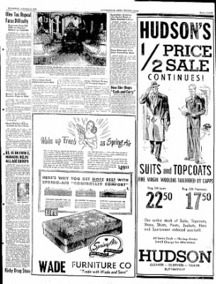 The Courier News from Blytheville, Arkansas on January 5, 1950 · Page 7