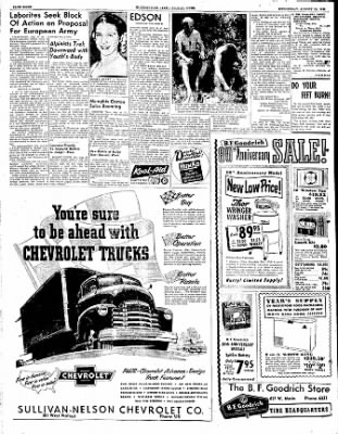 The Courier News from Blytheville, Arkansas on August 16, 1950 · Page 8