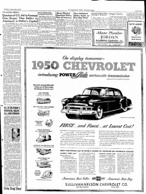 The Courier News from Blytheville, Arkansas on January 6, 1950 · Page 5