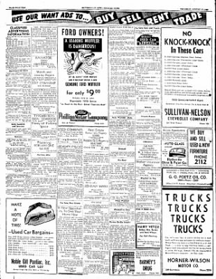 The Courier News from Blytheville, Arkansas on August 17, 1950 · Page 14
