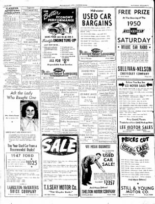 The Courier News from Blytheville, Arkansas on January 7, 1950 · Page 6