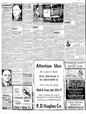 The Courier News from Blytheville, Arkansas on January 9, 1950 · Page 10