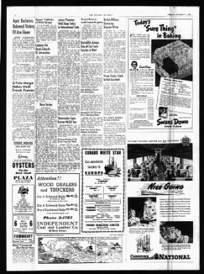 The Ottawa Journal from Ottawa,  on October 14, 1949 · Page 32