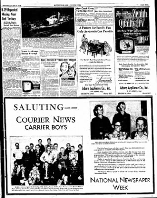 The Courier News from Blytheville, Arkansas on October 8, 1952 · Page 5