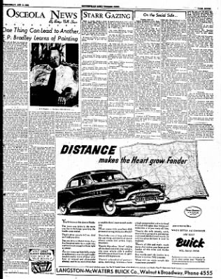 The Courier News from Blytheville, Arkansas on October 8, 1952 · Page 7
