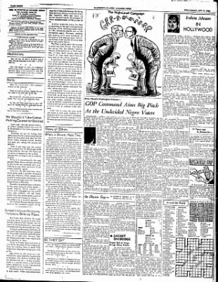 The Courier News from Blytheville, Arkansas on October 8, 1952 · Page 8