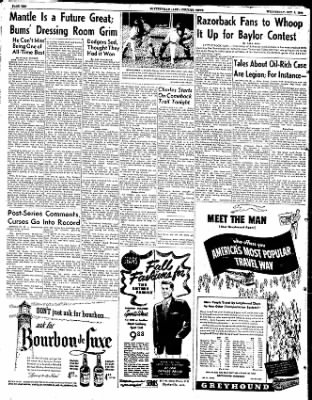 The Courier News from Blytheville, Arkansas on October 8, 1952 · Page 10