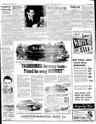 The Courier News from Blytheville, Arkansas on January 11, 1950 · Page 7