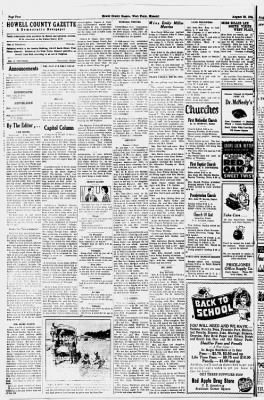 The Journal-Gazette from West Plains, Missouri on August 20, 1942 · 4