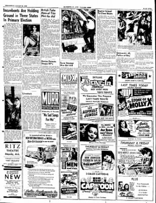 The Courier News from Blytheville, Arkansas on August 23, 1950 · Page 3