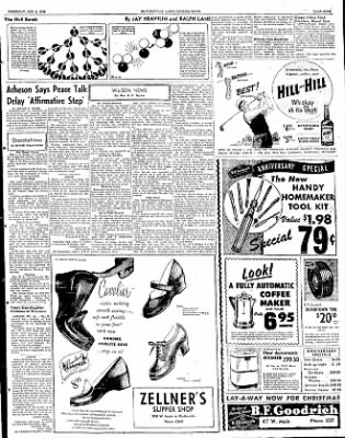 The Courier News from Blytheville, Arkansas on October 9, 1952 · Page 9