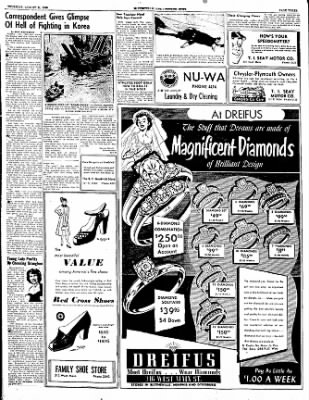 The Courier News from Blytheville, Arkansas on August 24, 1950 · Page 2