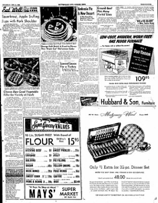 The Courier News from Blytheville, Arkansas on October 9, 1952 · Page 11