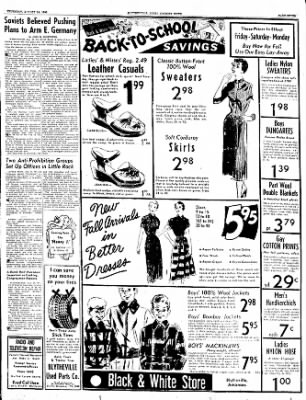 The Courier News from Blytheville, Arkansas on August 24, 1950 · Page 4