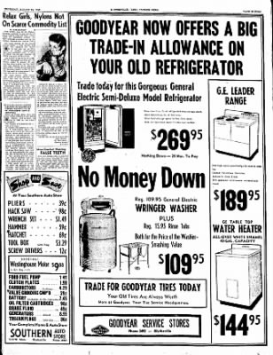 The Courier News from Blytheville, Arkansas on August 24, 1950 · Page 6