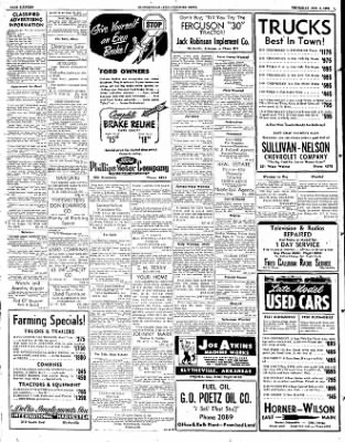 The Courier News from Blytheville, Arkansas on October 9, 1952 · Page 16