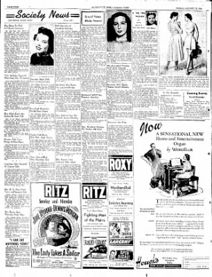 The Courier News from Blytheville, Arkansas on January 13, 1950 · Page 4
