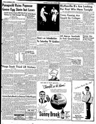 The Courier News from Blytheville, Arkansas on October 10, 1952 · Page 4