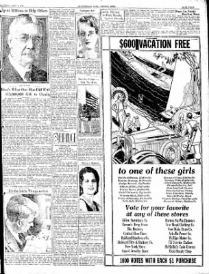 The Courier News from Blytheville, Arkansas on June 6, 1931 · Page 3