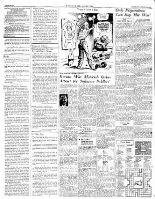 The Courier News from Blytheville, Arkansas on August 26, 1950 · Page 4