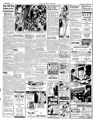 The Courier News from Blytheville, Arkansas on August 26, 1950 · Page 8