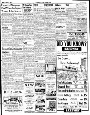 The Courier News from Blytheville, Arkansas on October 13, 1952 · Page 3