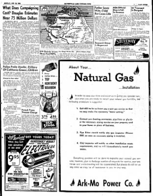 The Courier News from Blytheville, Arkansas on October 13, 1952 · Page 7