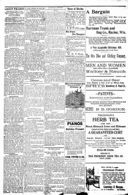 Logansport Pharos-Tribune from Logansport, Indiana on December 15, 1897 · Page 20