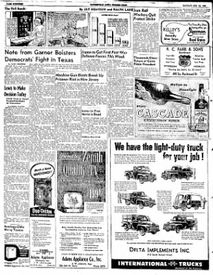 The Courier News from Blytheville, Arkansas on October 13, 1952 · Page 14