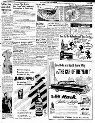 The Courier News from Blytheville, Arkansas on October 14, 1952 · Page 3