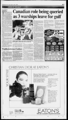 The Vancouver Sun from Vancouver, British Columbia, Canada on August 24, 1990 · 11