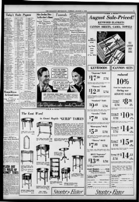 The Tribune from Scranton, Pennsylvania on August 4, 1936 · Page 7