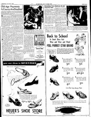 The Courier News from Blytheville, Arkansas on August 31, 1950 · Page 3