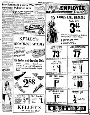 The Courier News from Blytheville, Arkansas on October 16, 1952 · Page 9