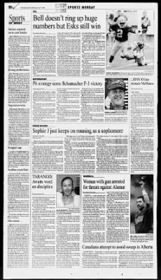 The Vancouver Sun from Vancouver, British Columbia, Canada on July 3, 1995 · 3