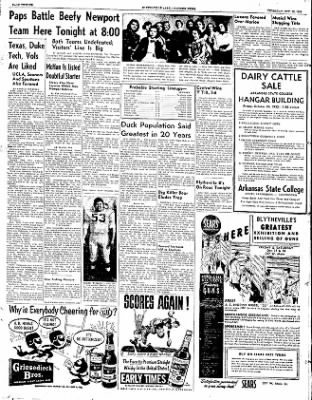 The Courier News from Blytheville, Arkansas on October 16, 1952 · Page 12