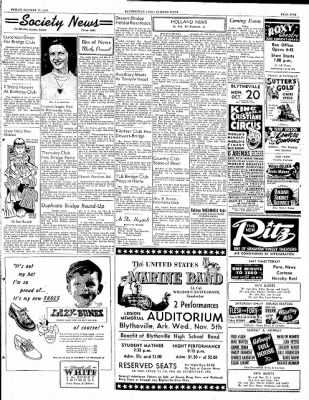The Courier News from Blytheville, Arkansas on October 17, 1952 · Page 5