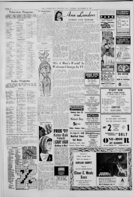 The Evening Sun from Hanover, Pennsylvania on September 18, 1962 · Page 10