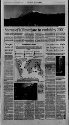 The Vancouver Sun from Vancouver, British Columbia, Canada on February 20, 2001 · 4