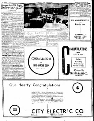 The Courier News from Blytheville, Arkansas on January 21, 1950 · Page 4