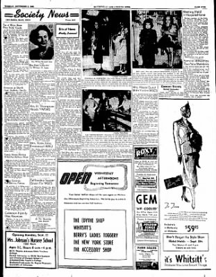 The Courier News from Blytheville, Arkansas on September 5, 1950 · Page 3