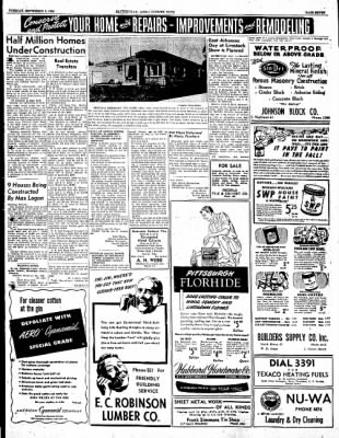 The Courier News from Blytheville, Arkansas on September 5, 1950 · Page 4