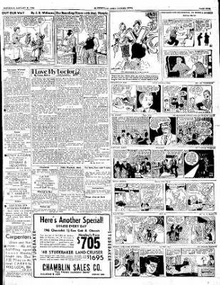 The Courier News from Blytheville, Arkansas on January 21, 1950 · Page 9