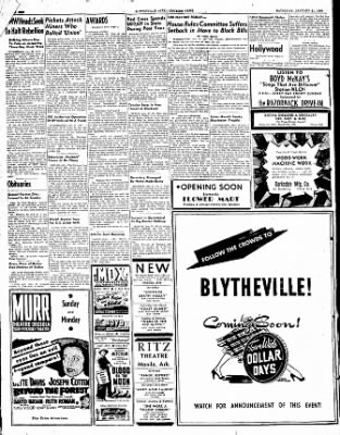 The Courier News from Blytheville, Arkansas on January 21, 1950 · Page 10